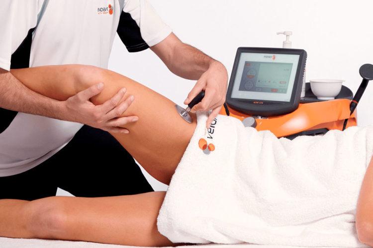 Tratamientos Fisioterapia con Radiofrecuencia en Burgos